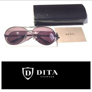 DITA Flight Titanium Aviator Sunglasses